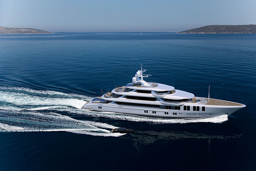 Turqoise Yachts - Vallicelli 74M Sky View