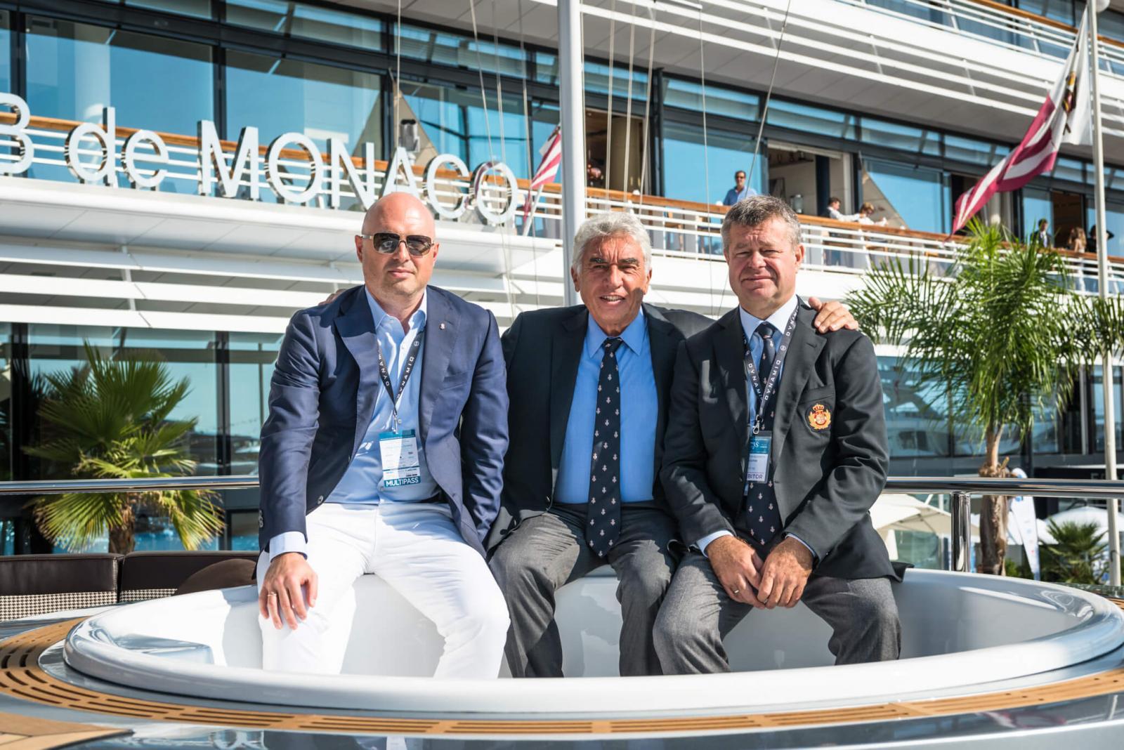 Dynamiq Yacht Team