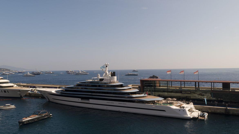 Monaco Yacht Show 2017 - Megayacht Jubilee