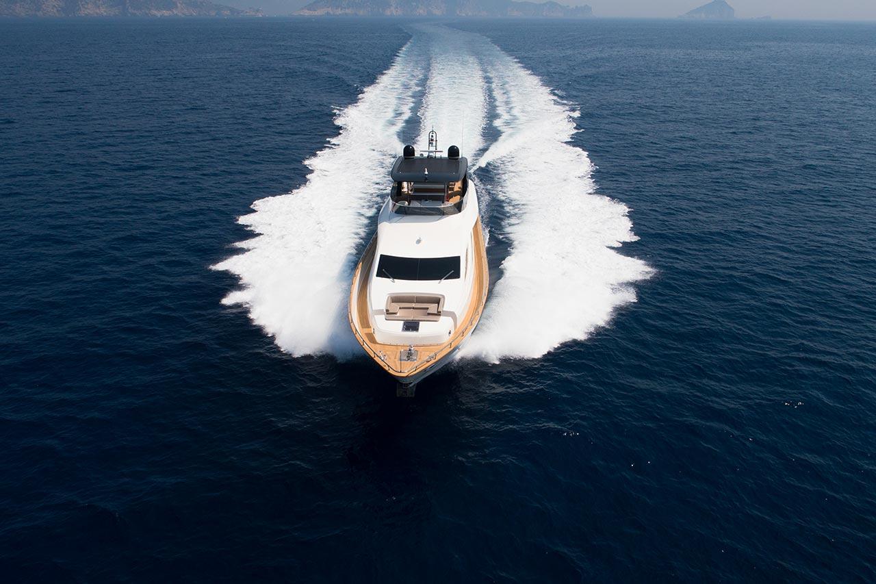 Amer 94 Super Yacht