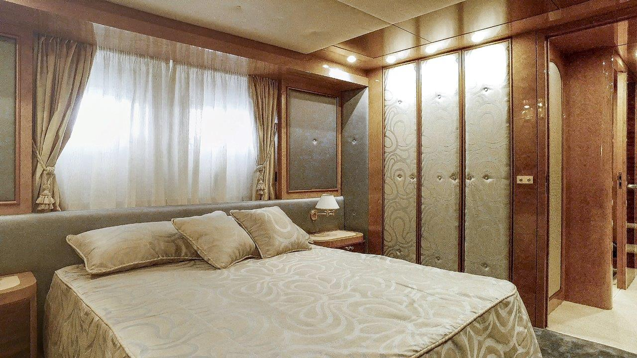 Amer Yacht 110 - Guest Room
