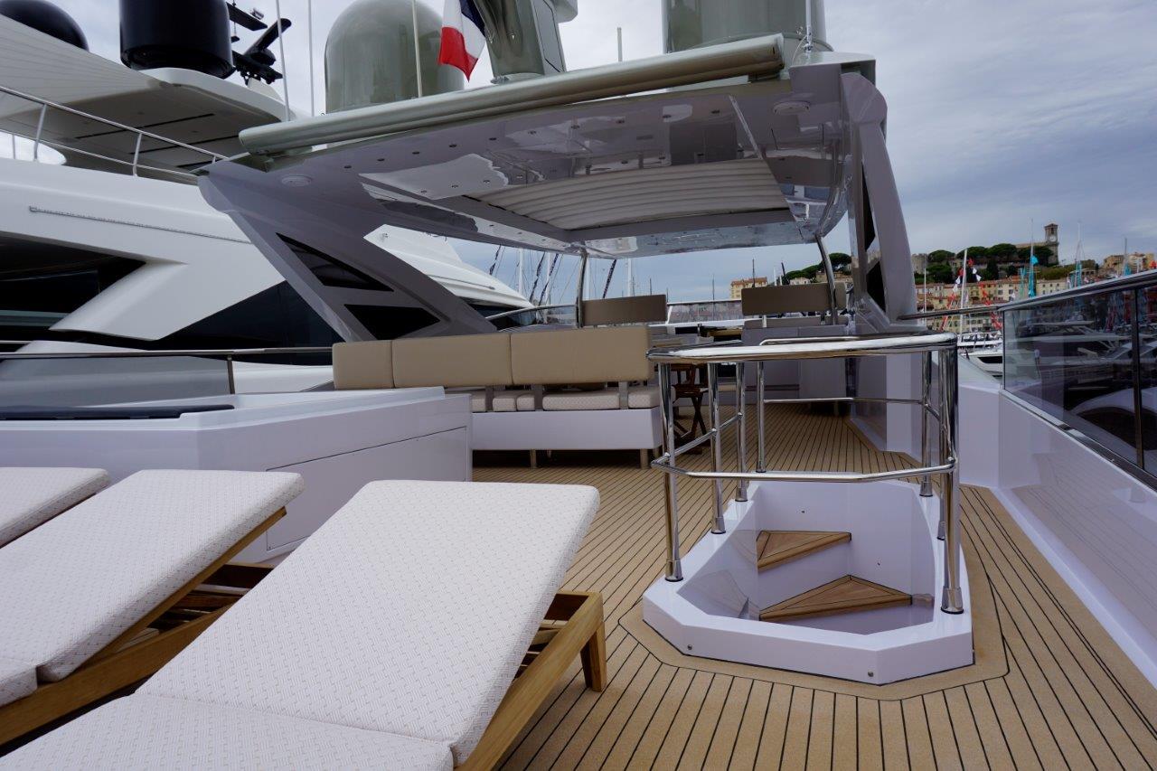Ammer Yacht 110 - Flybridge