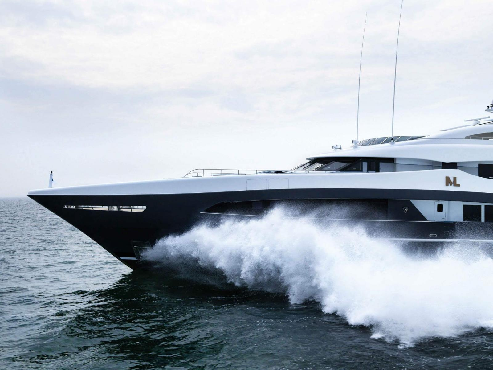 Heesen Yachts - Project Ayla YN 18250