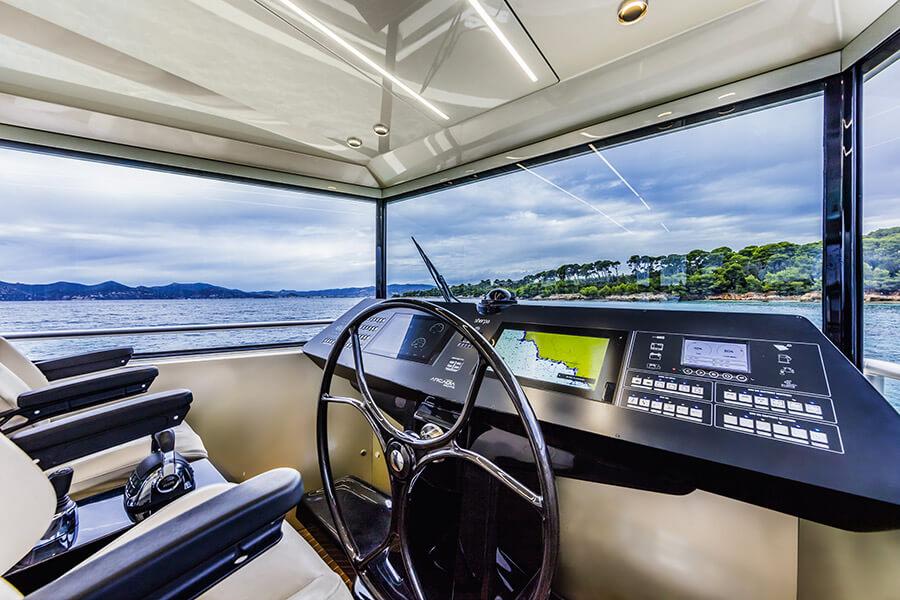 ARCADIA-SHERPA Panta Rei III - Interior - Cockpit