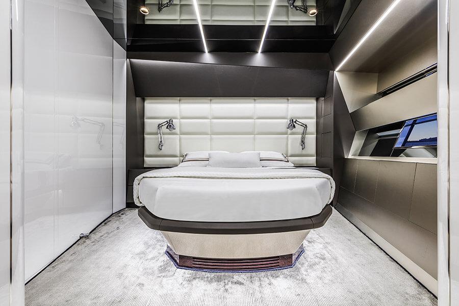 ARCADIA-SHERPA Panta Rei III - Interior - Master Bed Room