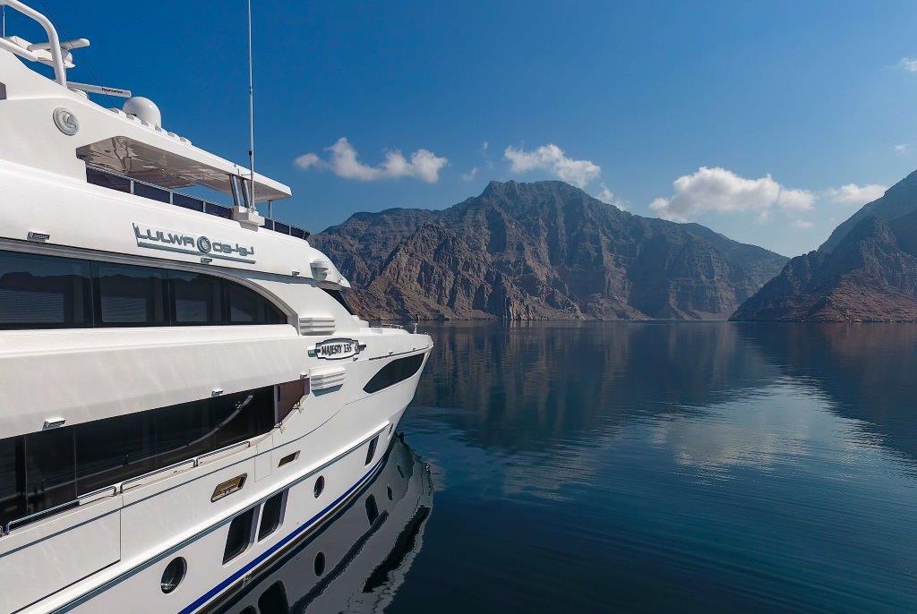 Gulf Craft - Majesty 135 Lulwa