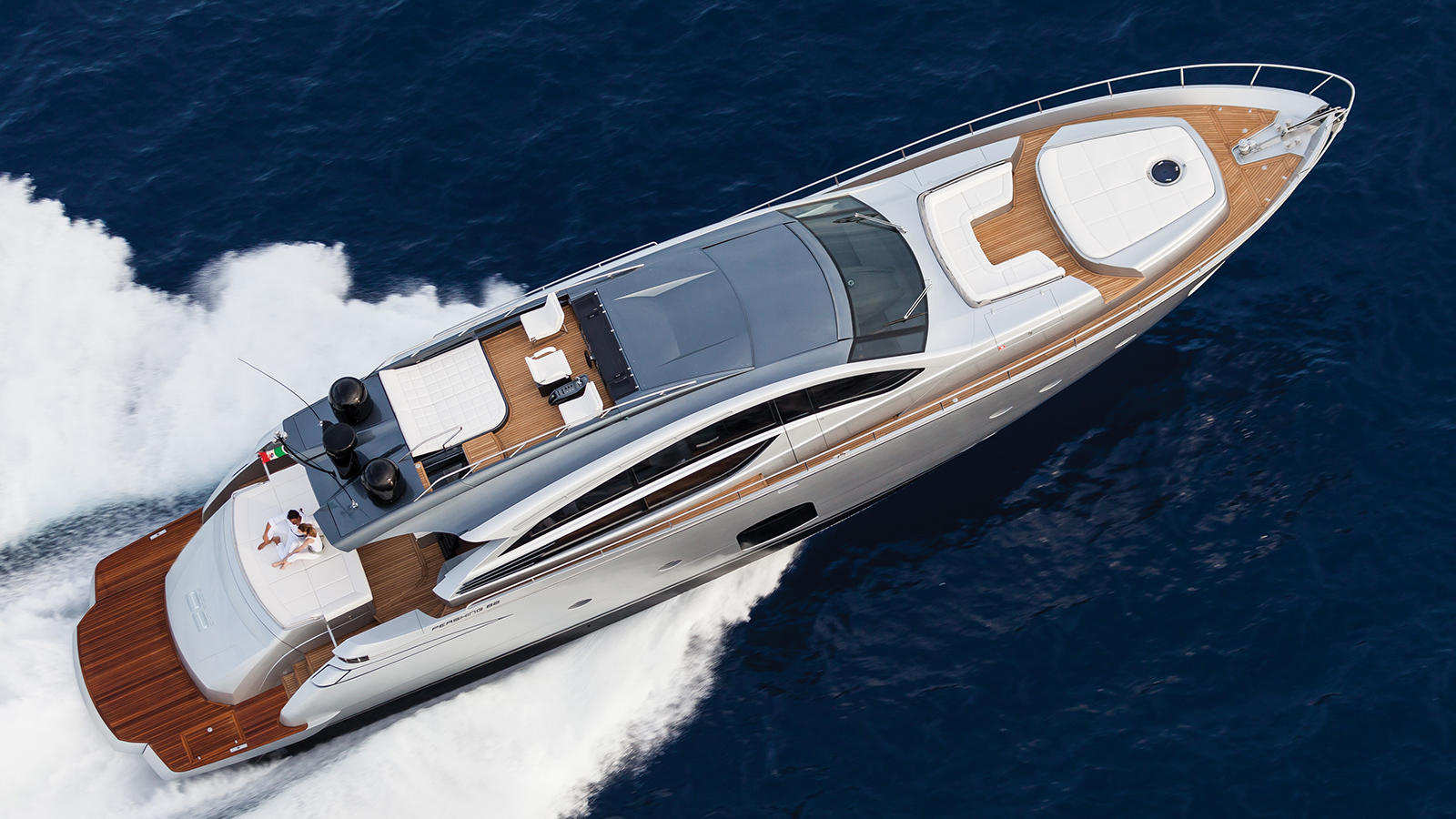 Ferretti Group Reveals Next Generation Pershing 82 VHP
