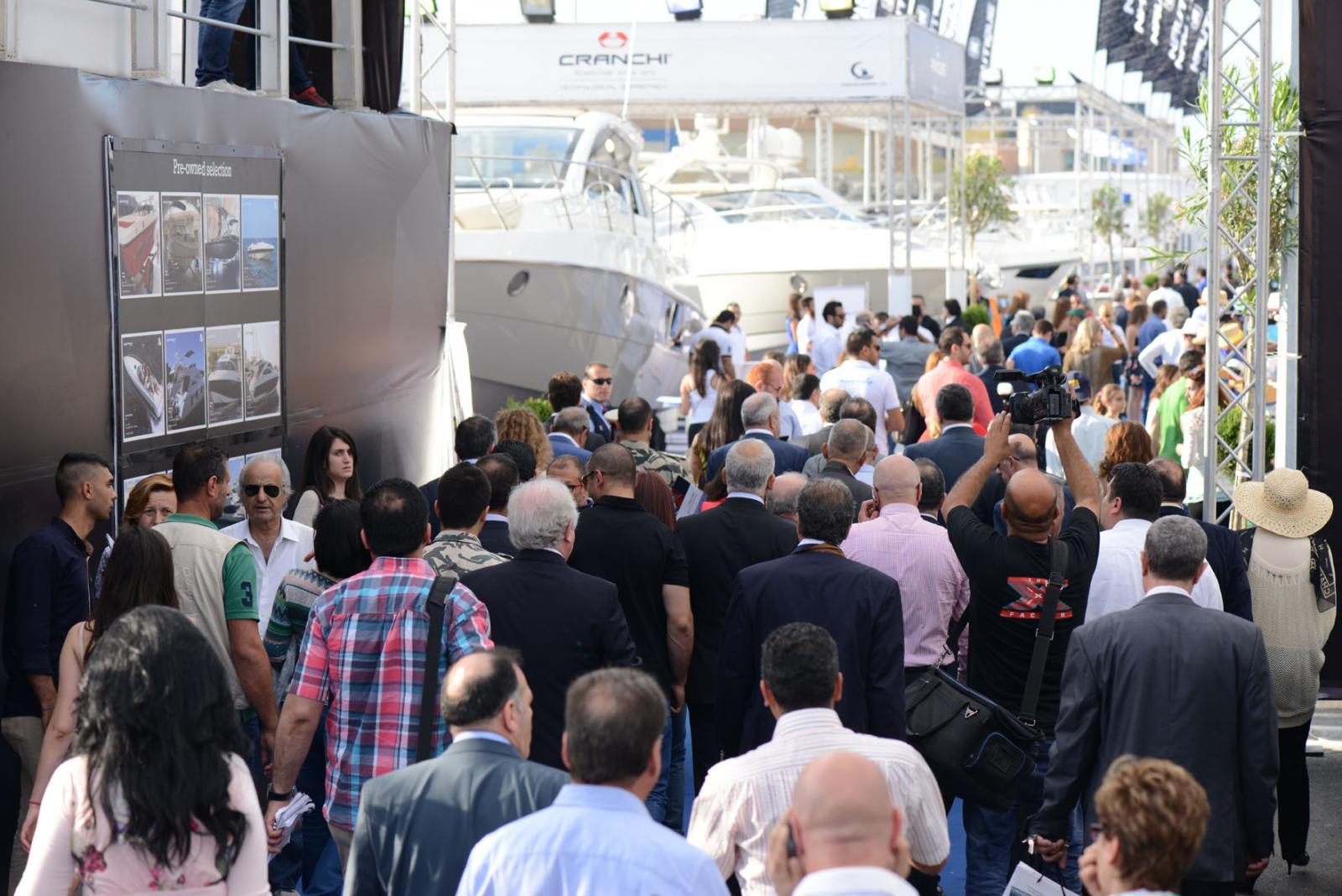 Beirut International Boat Show 2017