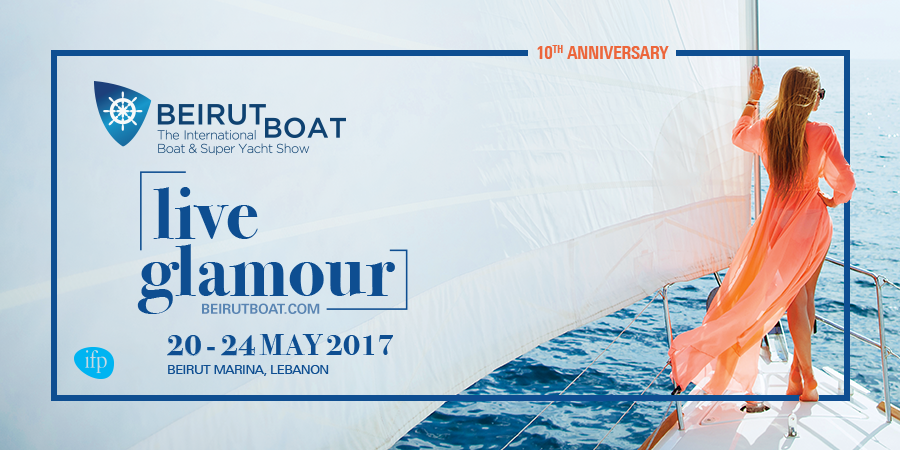 Beirut International Boat Show 2017 First Press Release