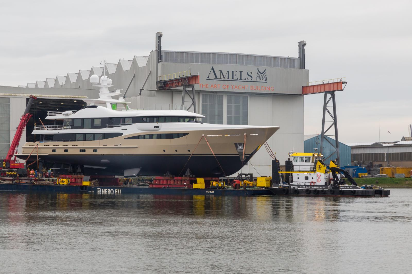 AMELS has launched the brand new AMELS 180 named LILI