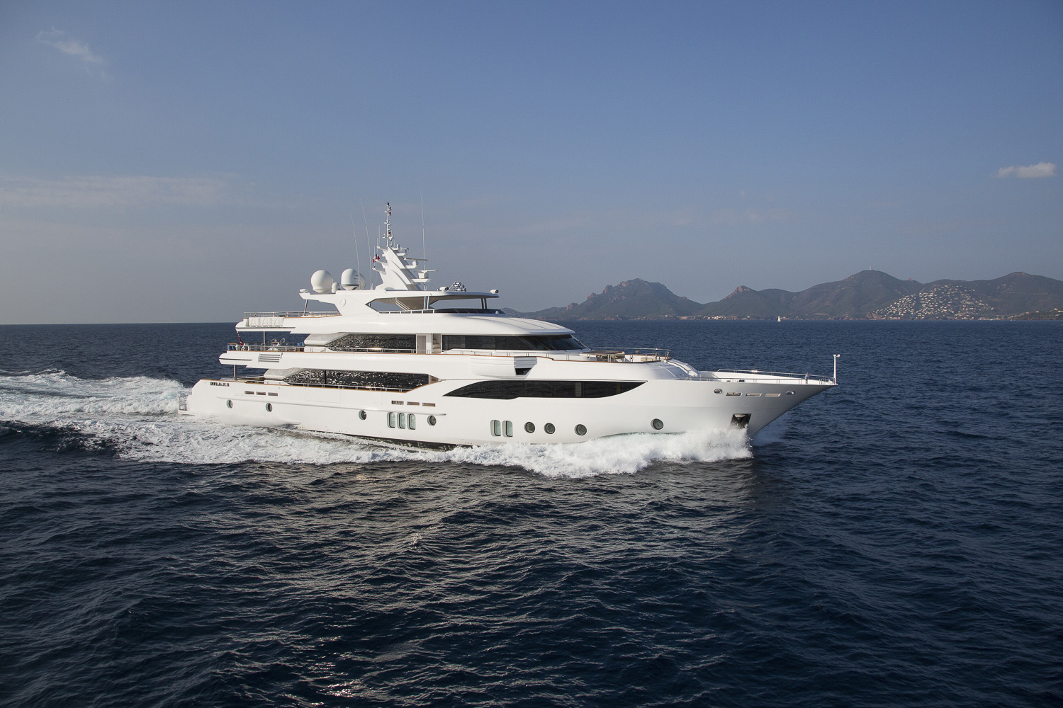 Largest UAE Made Superyacht Majesty 155 Named Best Asian Built Yacht
