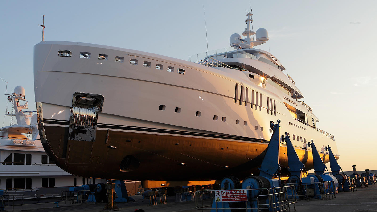 Benetti Launches the megayacht Seasene 67 Meter Custom Superyacht