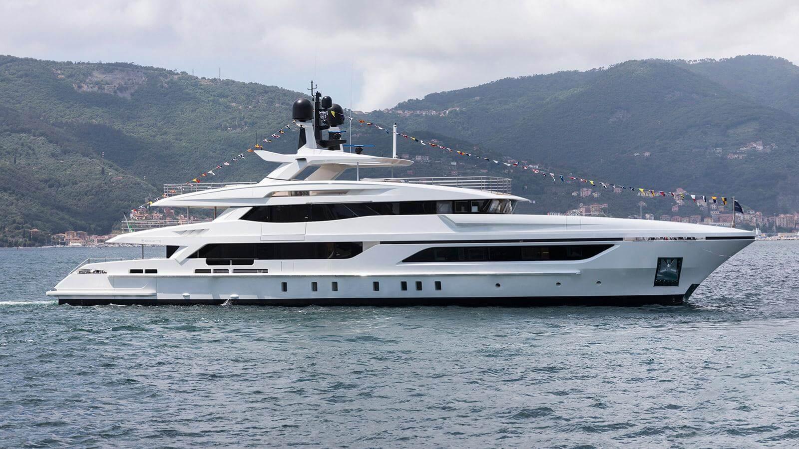 Baglietto Launches Andiamo 48M Motor Yacht