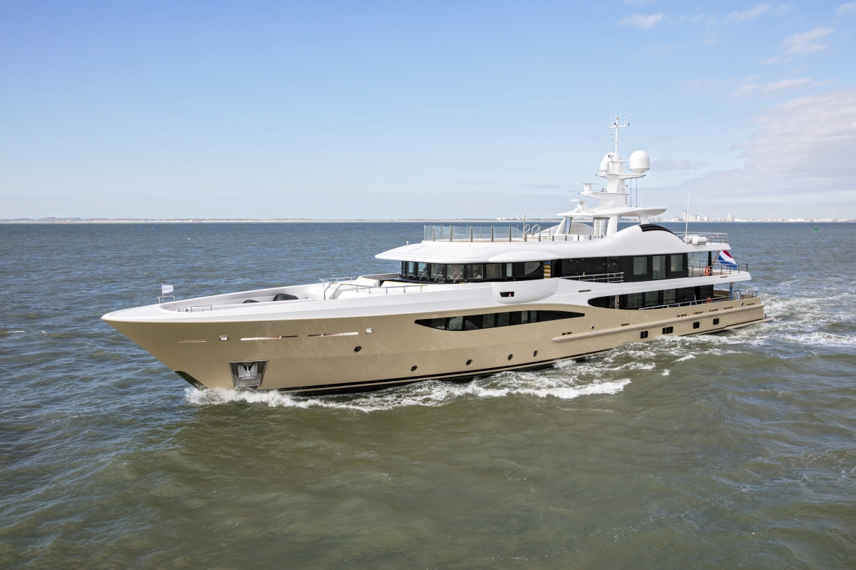 AMELS Delivers Highly Customised 55 metre LILI