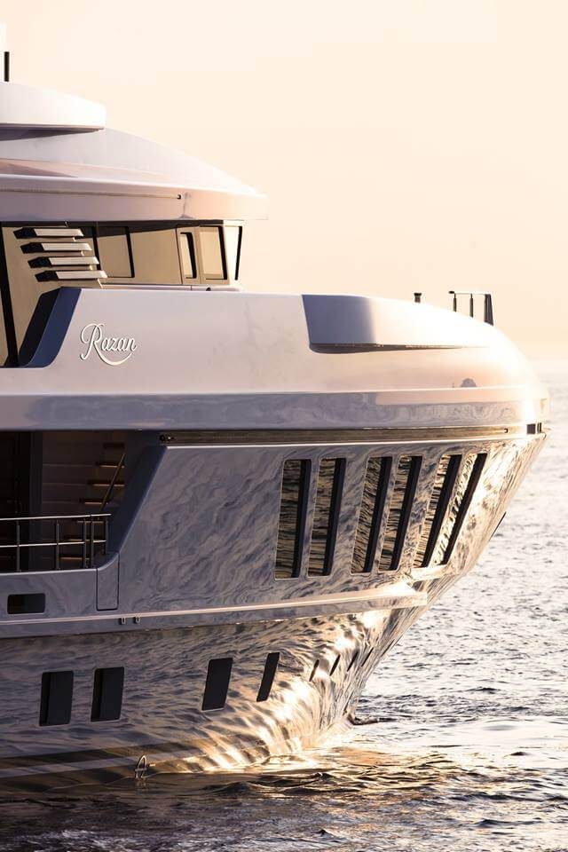 New 47M Turquoise Yachts MY Razan to Make Her Debut in Cannes and Monaco