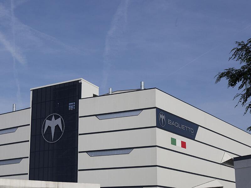 Baglietto Superyacht Yard La Spezia - Italy
