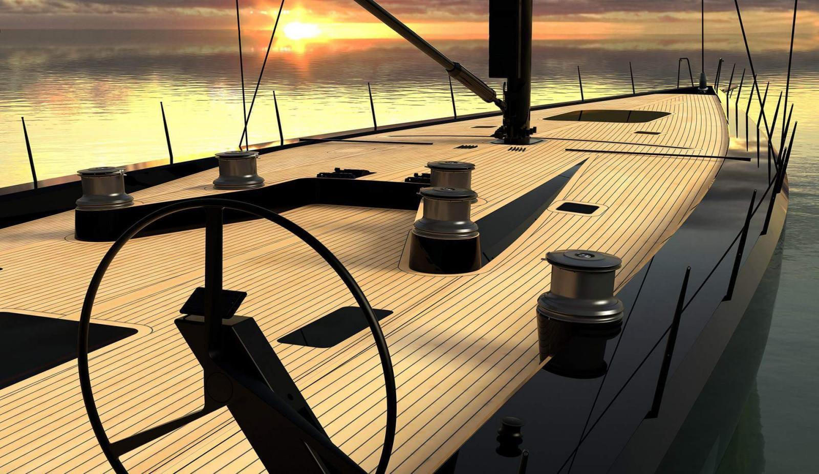 Wallycento Hull 4 Tango - Sailing Yacht