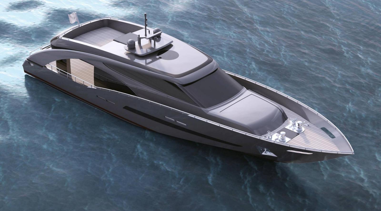 Freedom Cerri Cantiere Navali Yacht 27M