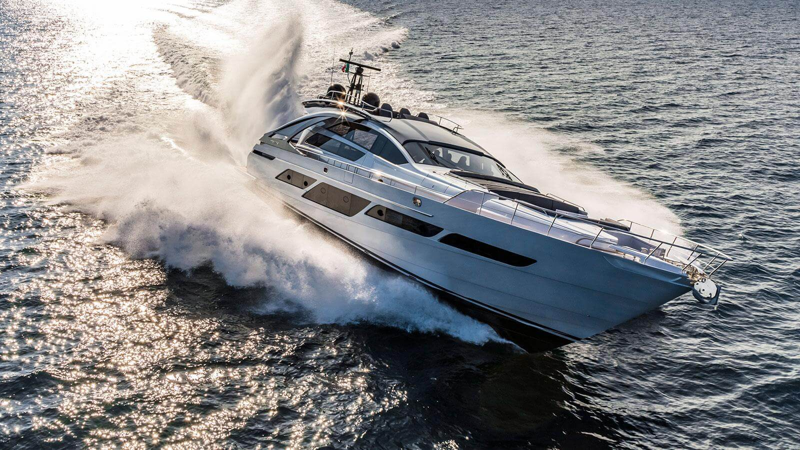 Pershing Deliver the First 9X Yacht