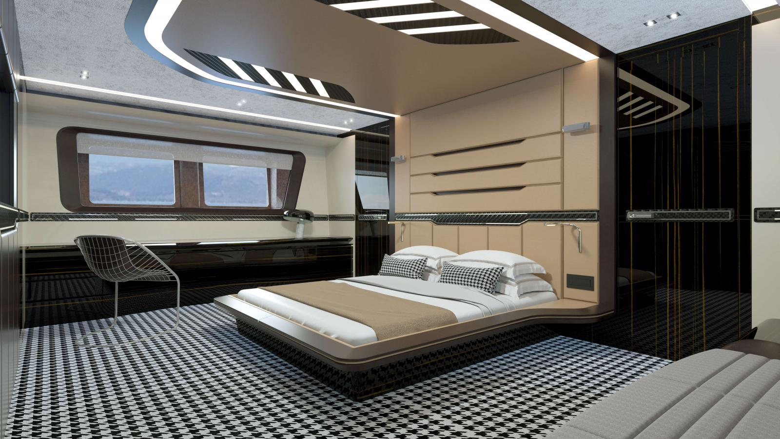 Dynamiq GTT 115 - Master Bed Room