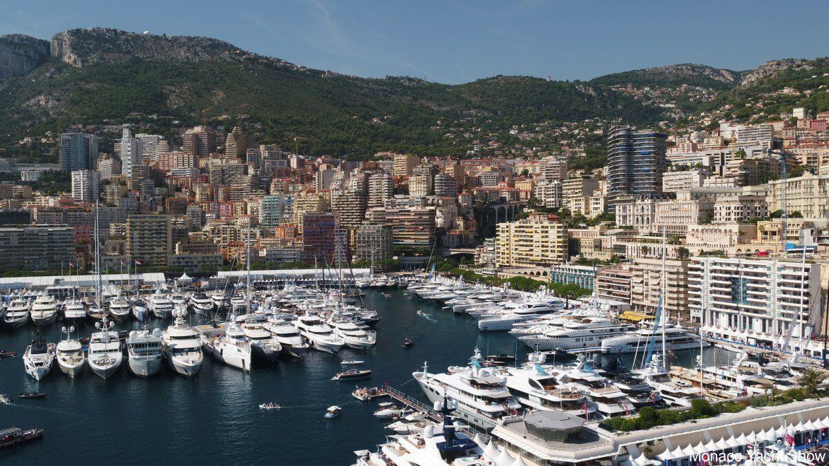Monaco Yacht Show 2017