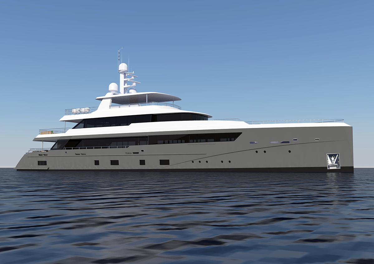 Riostar 160 Brazil's Largest Yacht Under Construction