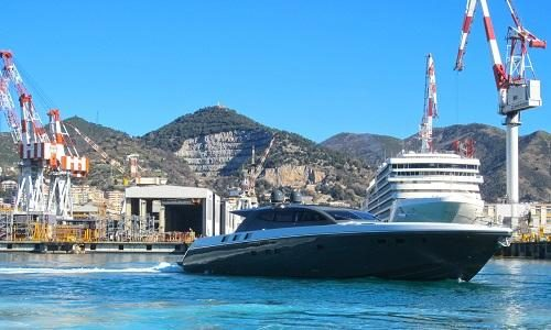 OTAM Yachts Launches 25m M/Y Mystere