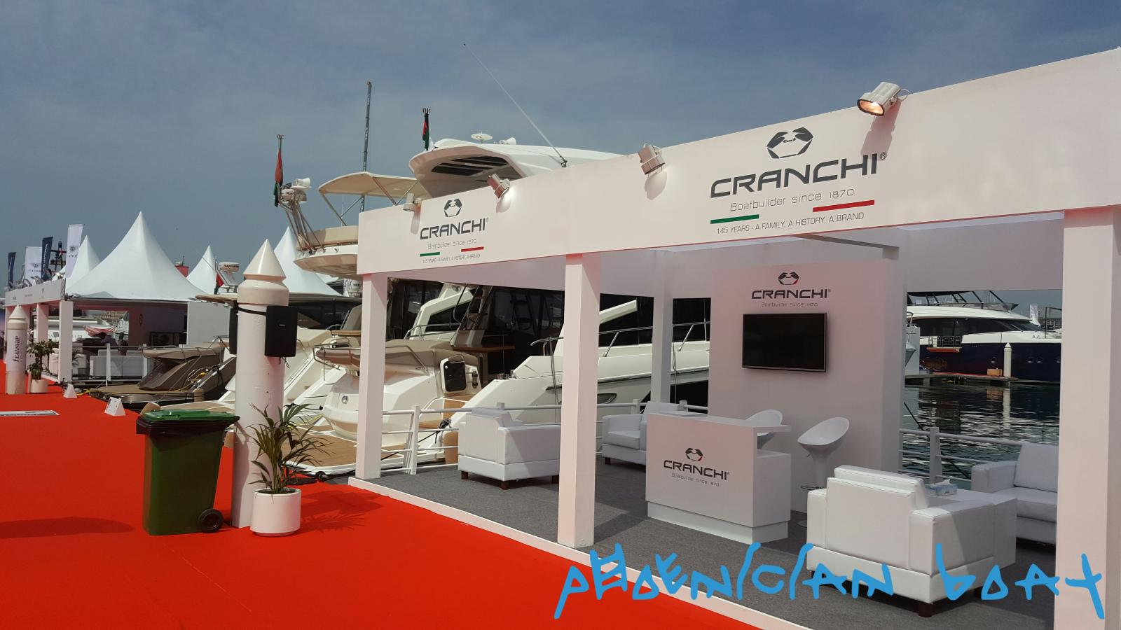 Dubai International Boat Show 2017