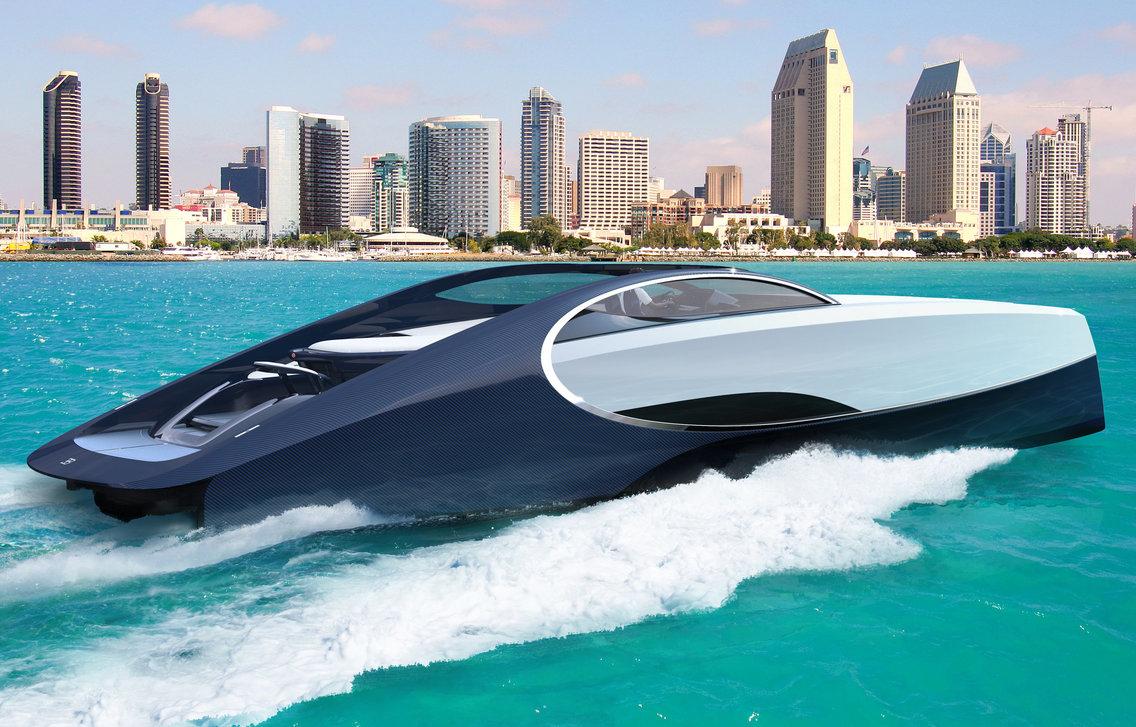 Bugatti Niniette 66 Sport Yacht