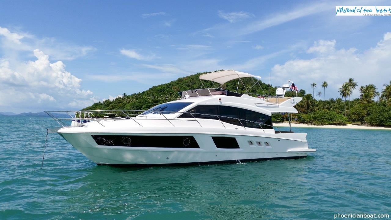 Gulf Craft Majesty 48 in Thailand